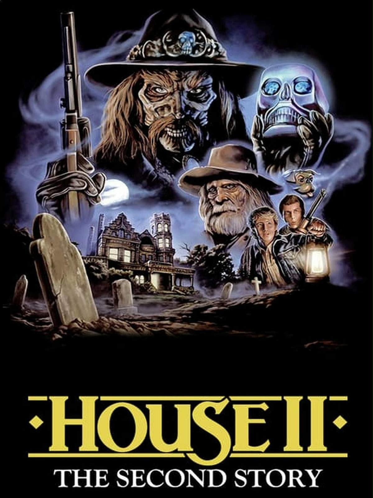 House II: The Second Story (1987) on Amazon Prime Video UK