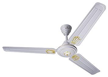 Bajaj New Bahar Deco 1200mm Ceiling Fan (White)