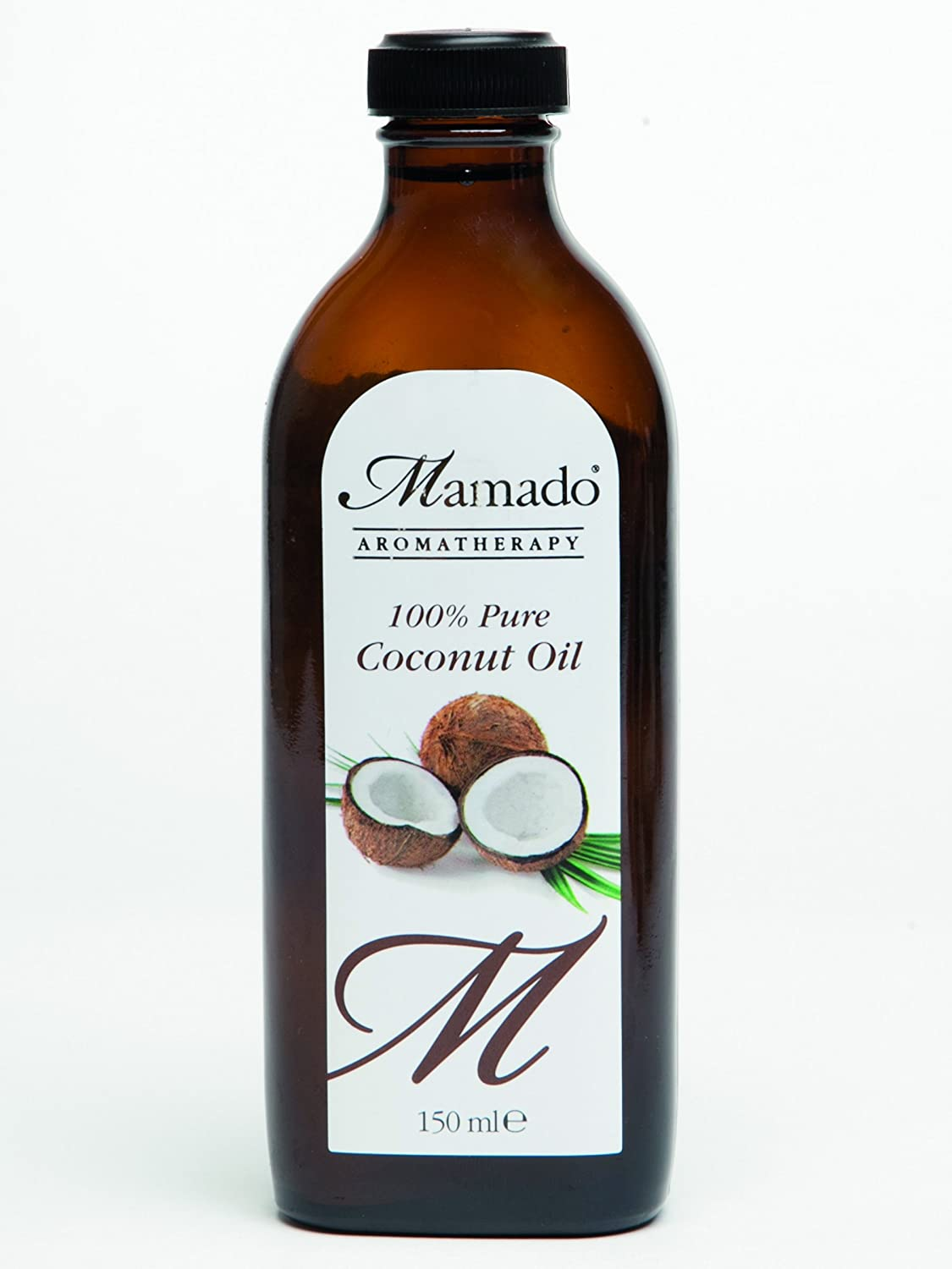 natural hair coconut oil mamados