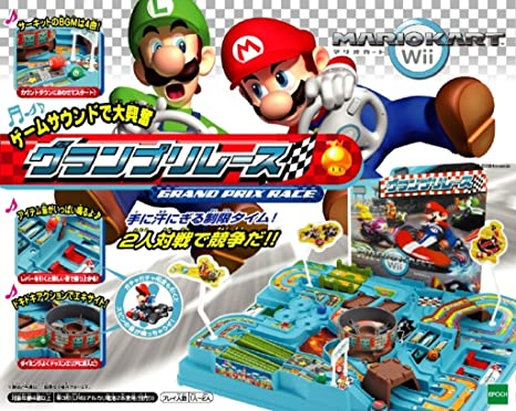 Mario Kart Wii Grand Prix Race Pinballe