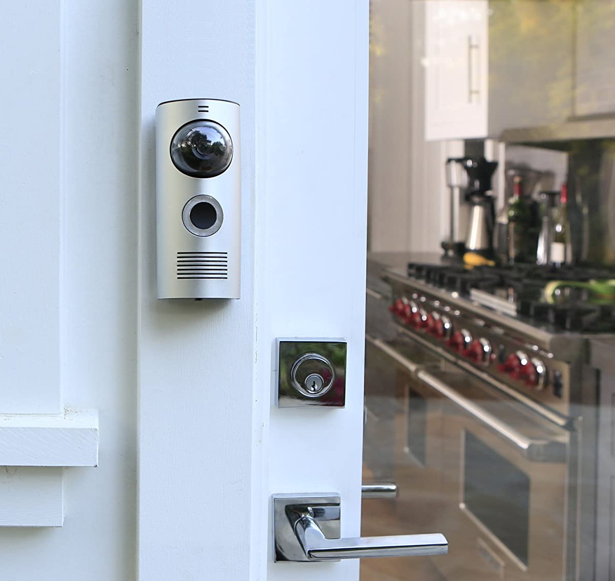 Doorbot Wi-Fi Enabled Smart Doorbell (Discontinued by Manufacturer)