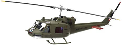 Maquette Hélicoptère : Bell UH-1C US Army