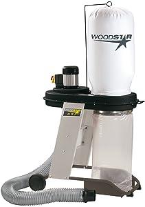 Woodster DC12 Absauganlage 230 V 550 Watt  BaumarktKundenbewertungen