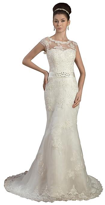 ImPrincess Wedding Dress Vintage Style