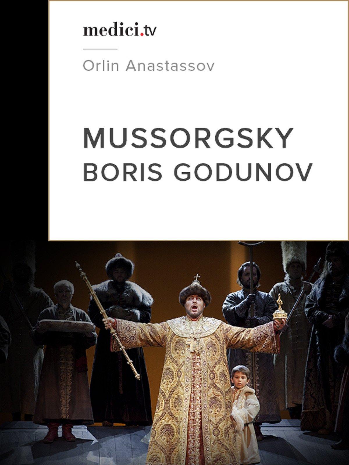 Mussorgsky, Boris Godunov on Amazon Prime Video UK