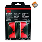3M 90565-4DC-PS Pro-Grade Earmuff, 4 Pack (Color: 4 Pack)
