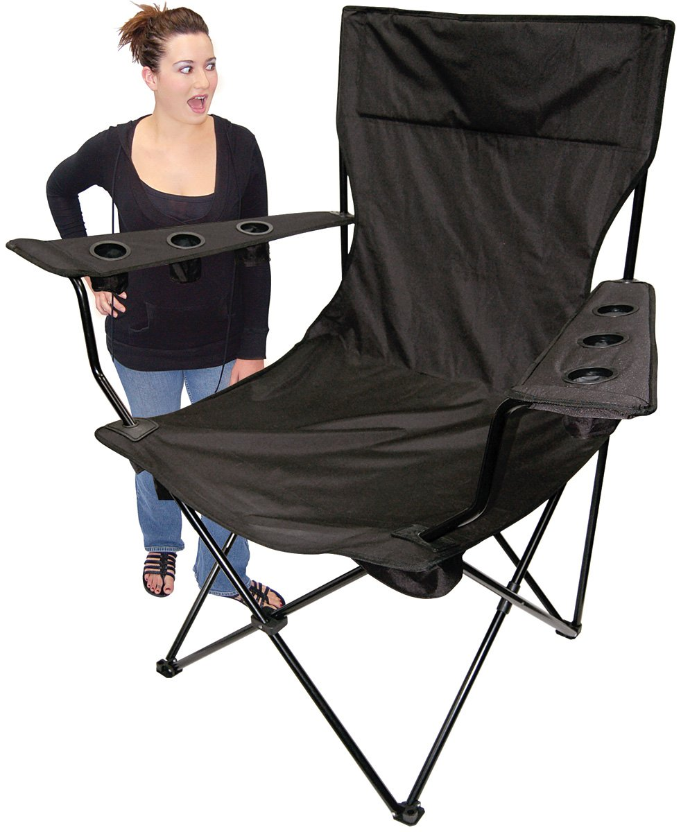 Charmant King Pin Heavy Duty Lawn Chair