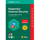 Kaspersky Internet Security 2018 1 Device/1 Year [Key Code]