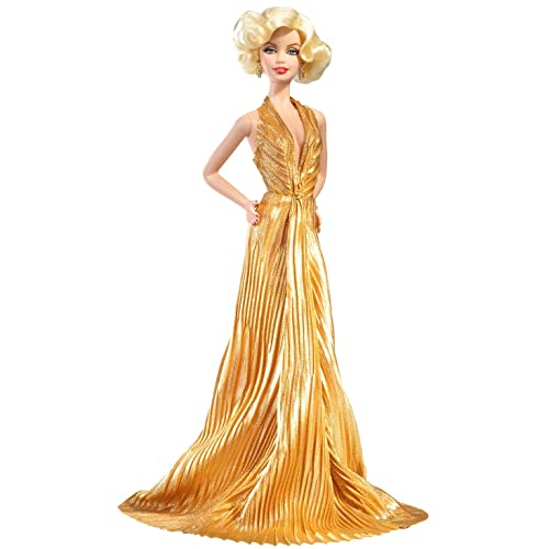Barbie 50th Anniversary Collector  Marilyn Monroe in Blonde Ambition