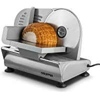 Gourmia GFS-700 Counterman Professional Electric Power Food & Meat Slicer with 7.5