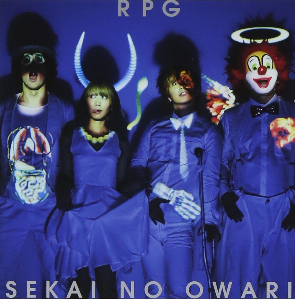 RPG (SEKAI NO OWARIの曲)Forgot Password