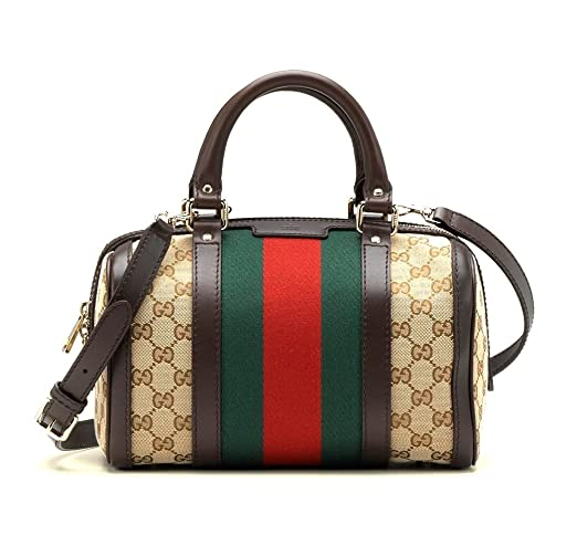 Gucci vintage Boston Bags