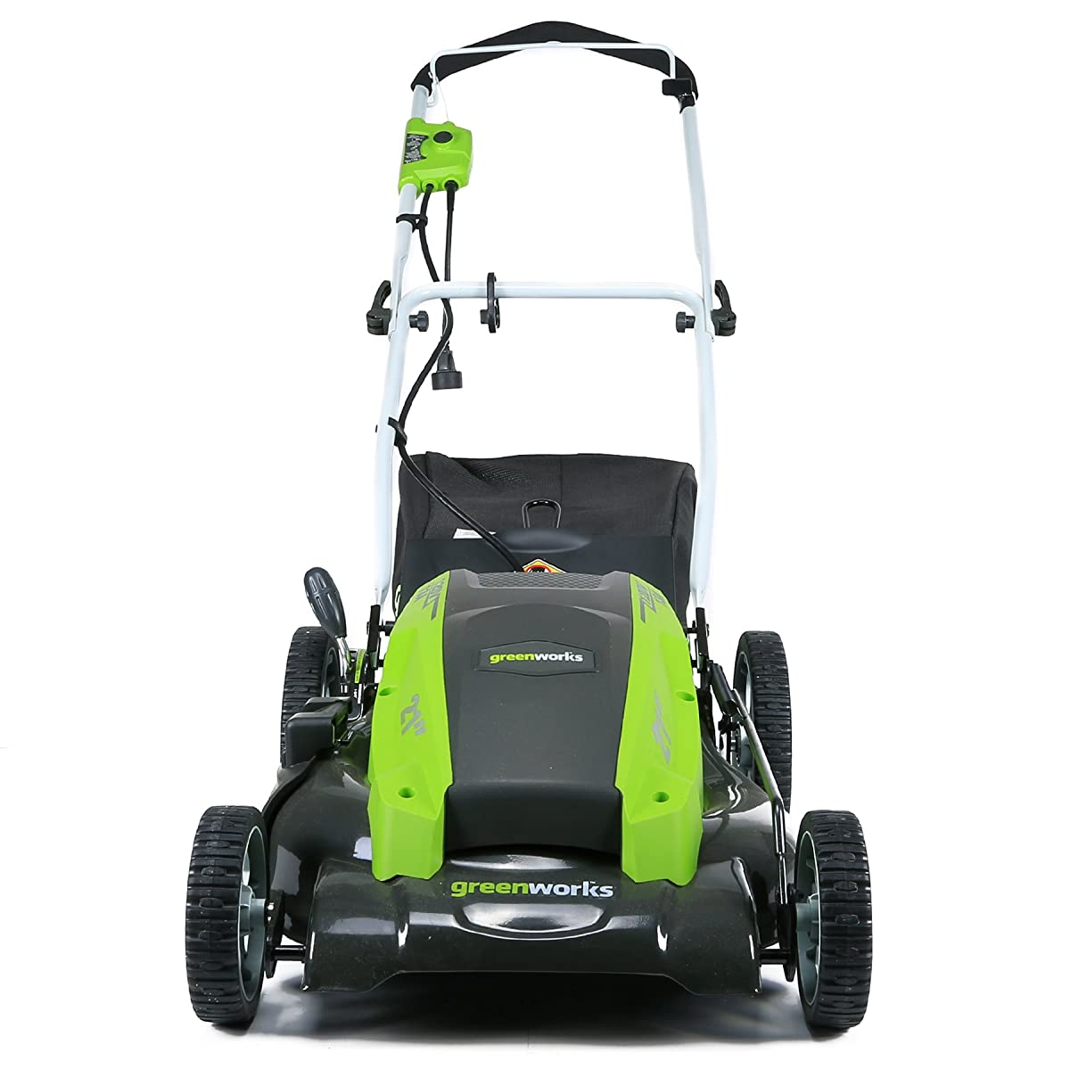 GreenWorks 25112 13 Amp 21-Inch Corded Lawn Mower