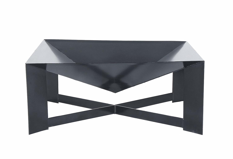 Kingdiscount® Feuerschale K34 Design-Feuerschale aus Stahl 70 cm Durchmesser kaufen