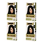 Indus Valley Indus Valley Permanent Herbal Hair Colour Black 1.0 One Time Use