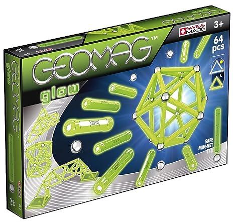 Geomag - GM004 - Glow - 64 Pièces
