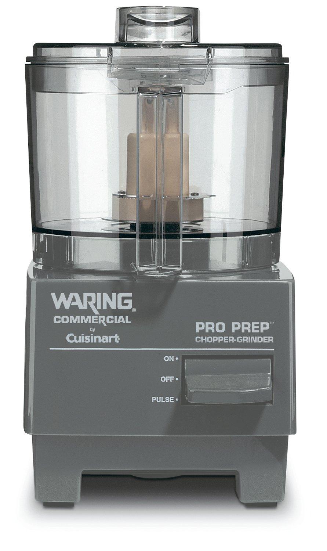 List of Waring  (WCG75) 3/4 qt Pro Prep Chopper Grinder