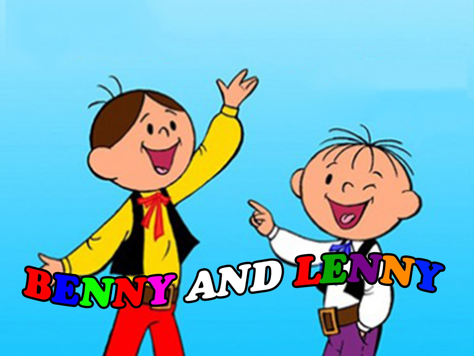 Benny and Lenny - Season 1