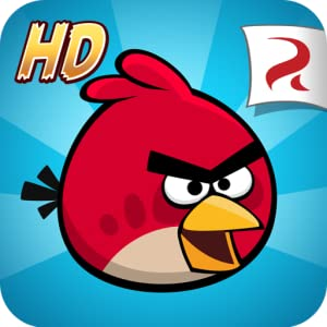 Angry Birds HD (Fire Edition) by Rovio Entertainment Ltd.