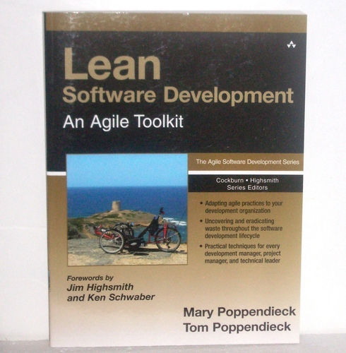 Lean Book Cover