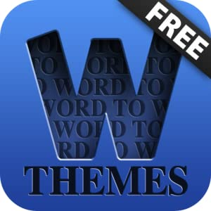 Word to Word Themes Free by MochiBits