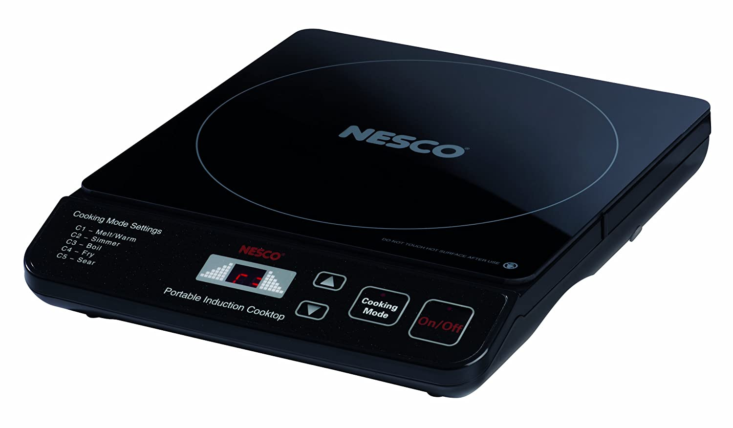 Nesco PIC-14 Portable Induction Cooktop, 1500-Watt at Sears.com