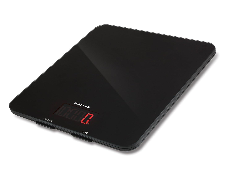 Salter Slim Design Electronic Platform Kitchen Scale 10 Delivered Amazon Hotukdeals