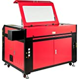 Mophorn Laser Cutter 100W CO2 Laser Engraver 36x24Inch Laser Engraving Machine with DSP Control System and USB Interface(Engraving Area 36x24 Inches)