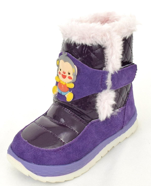 Kinder Stiefel Boots lila, blau günstig