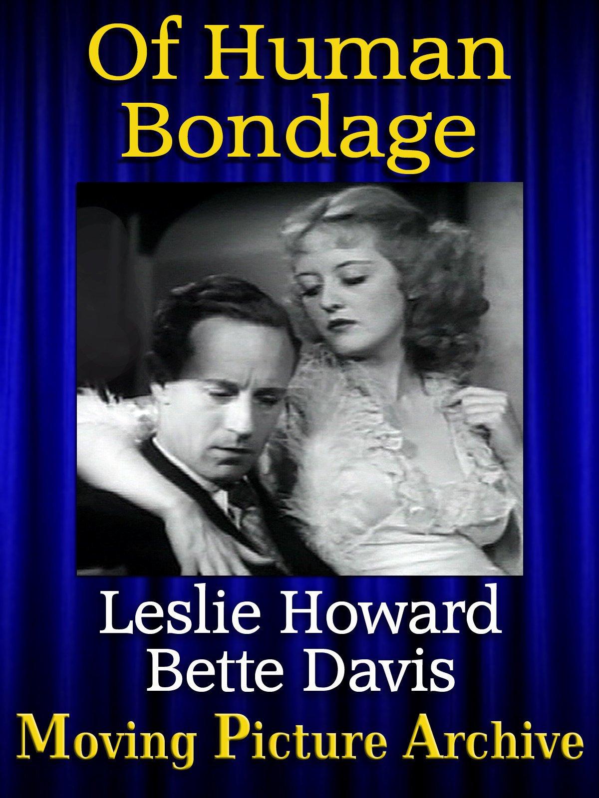 Of Human Bondage - 1934
