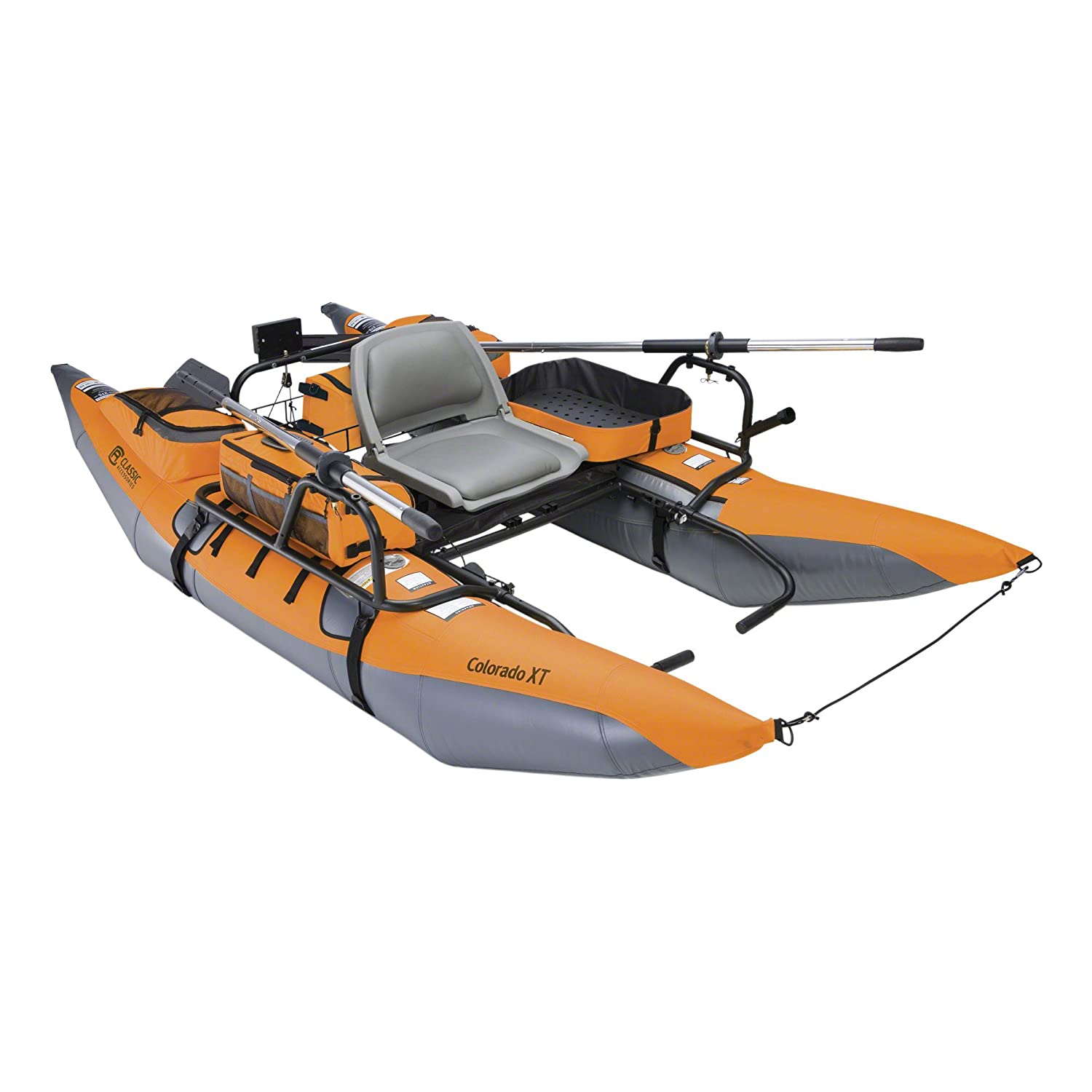 What are the best inflatable fishing boats buying guide for Fly fishing pontoon boats