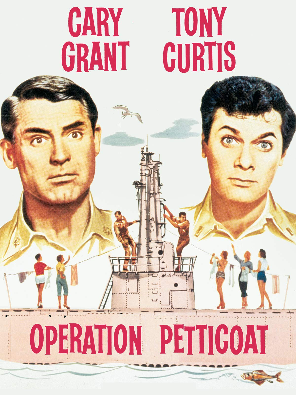 Operation Petticoat on Amazon Prime Video UK