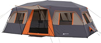 Ozark Trail 20' x 10' Cabin Camping Tent Bundle