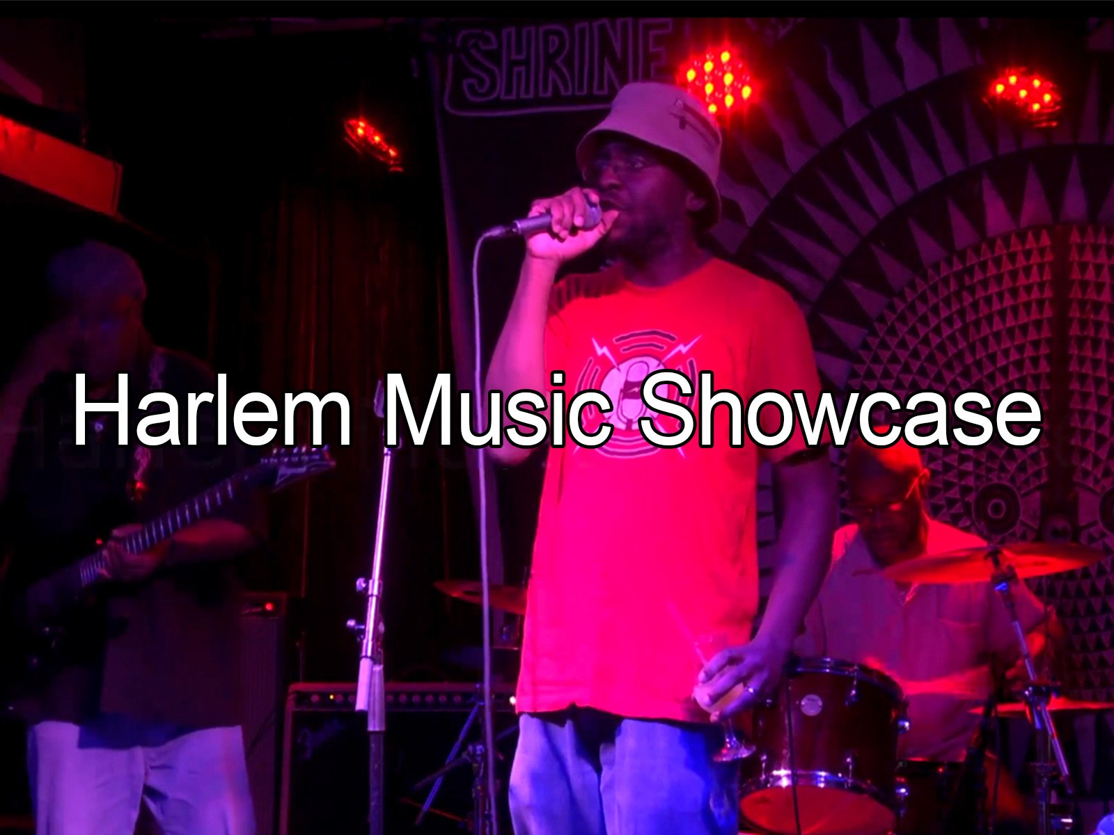 Harlem Music Showcase
