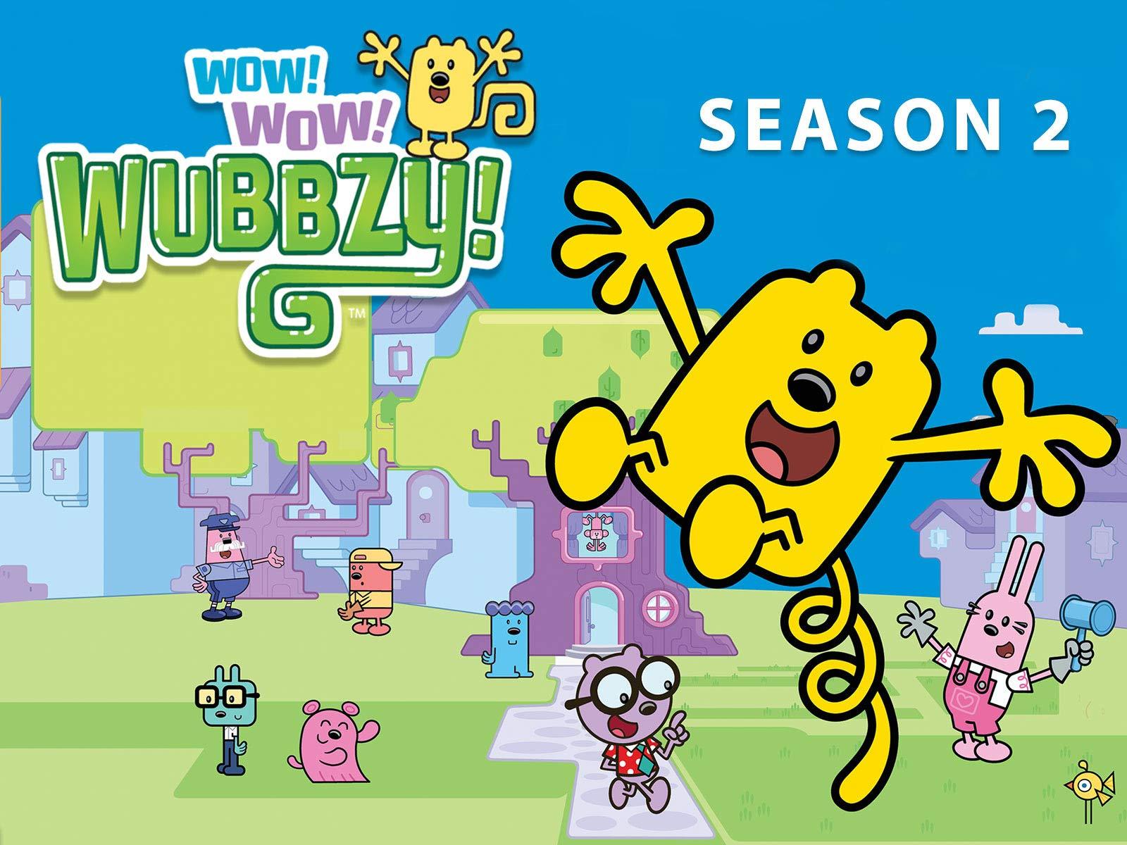 Wow Wow Wubbzy on Amazon Prime Video UK