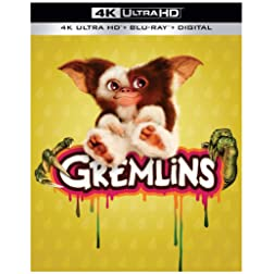 Gremlins [4K Ultra HD + Blu-ray]