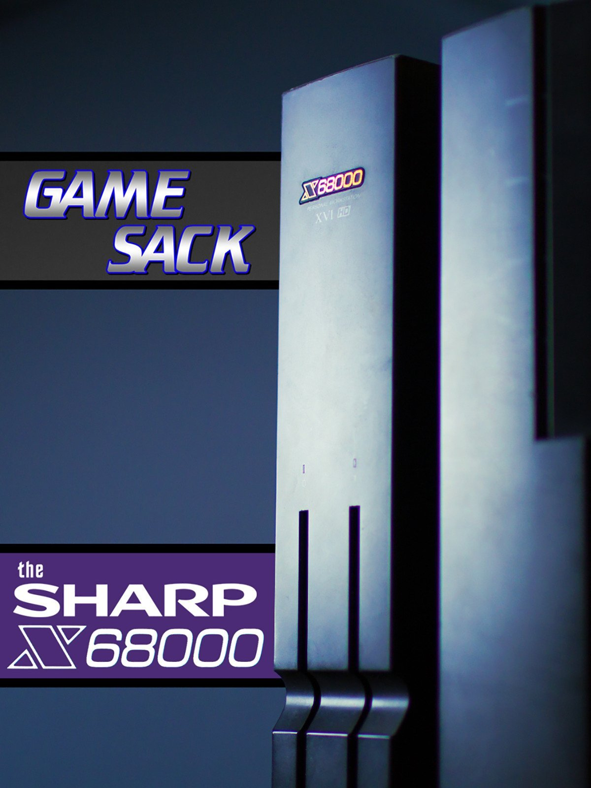 Review: The Sharp X68000 - Game Sack on Amazon Prime Video UK