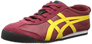 Onitsuka Tiger Mexico 66 Sneakers Burgundy / Yello   avis de plus amples informations