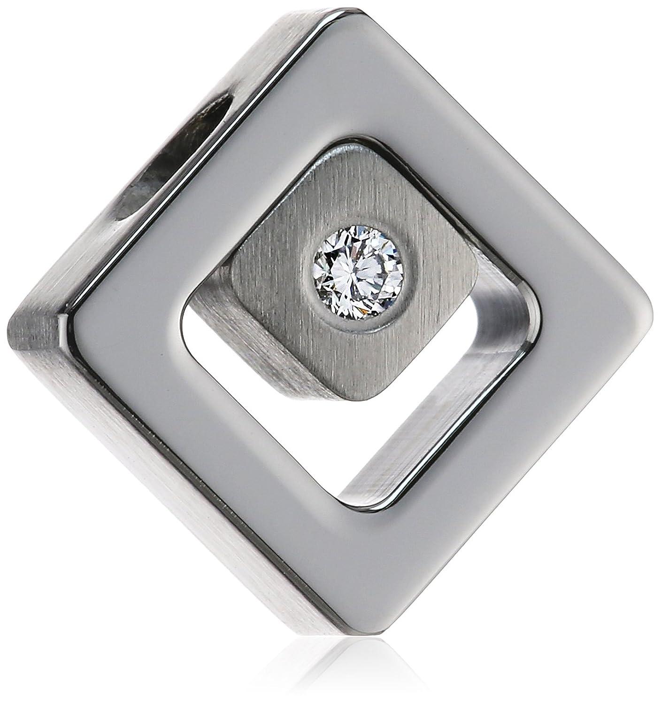Xen Damen-Anhänger Edelstahl Diamant weiß 031545G0 bestellen