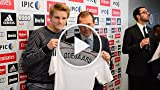 16-Year-Old Odegaard Signs for Real Madrid