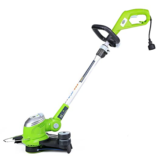 2. GreenWorks 21272 5.5 Amp 15-Inch Corded String Trimmer
