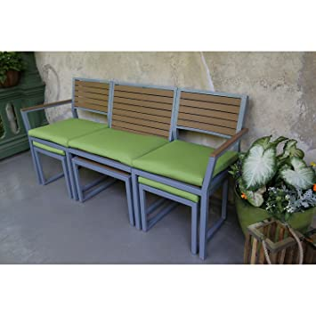 Pelham Convertible Dining - Green
