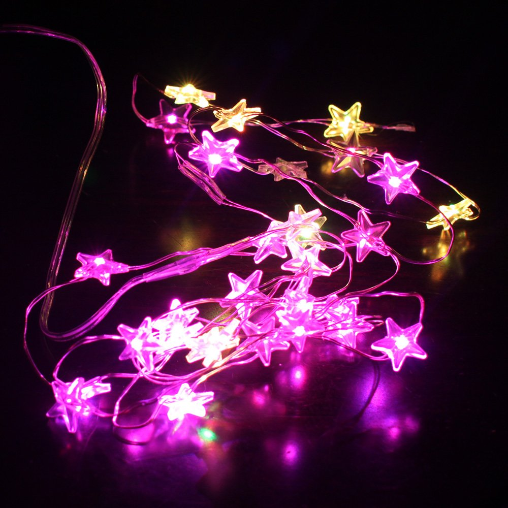 String Of Led Lights Not Working : Home Impressions 30 snowflake LED string wire lights work with 3xAA Battery Operated,7 color ...
