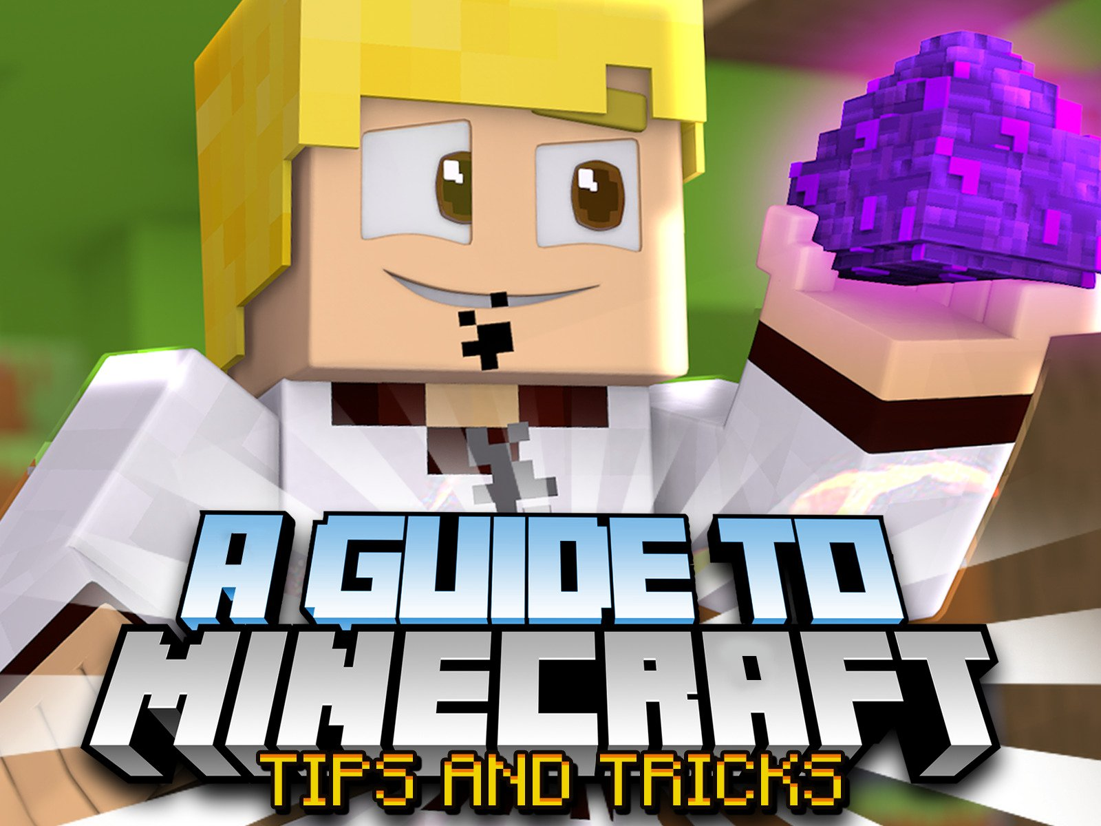 A Guide to Minecraft (Tips and Tricks) on Amazon Prime Instant Video UK