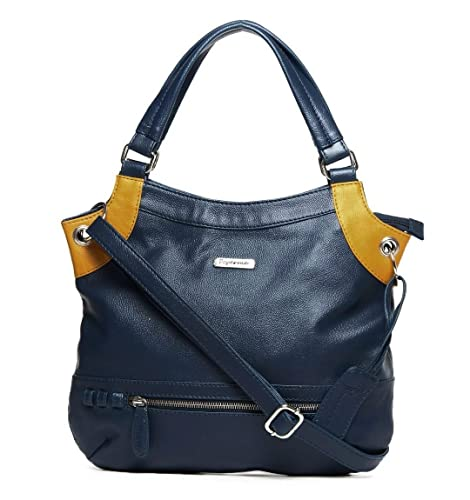 Peperone Handbag (Blue)