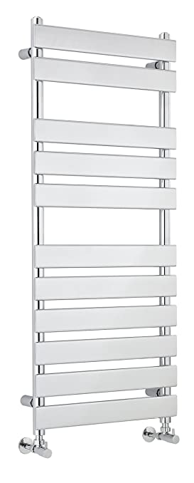 Hudson Reed HL396 1200 x 500 mm piazza 11-bar Scaldasalviette – cromato