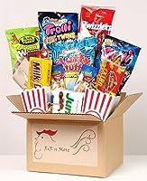 Movie Night Care Package Food Basket