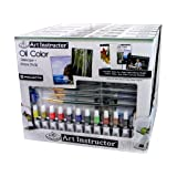 Royal Art Instructor Set Pdq Oil Color