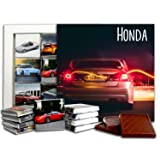 DA CHOCOLATE Candy Souvenir HONDA Chocolate Gift Set 5x5in 1 box (Night)
