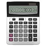 Helect H1006 Standard Function Desktop Business Calculator (Color: Black)